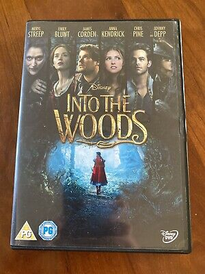 £1.25 • Buy Into The Woods (DVD 2015) Mint Condition