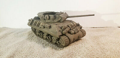 $25 • Buy Built 1/35 Ww2 Us Army M10 Wolverine Tank Destroyer Professionally Built