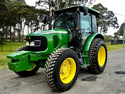 AU49950 • Buy Late Model 2010 John Deere 5620M 4x4 Agricultural Farm Tractor