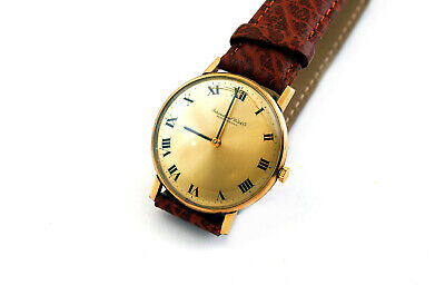 $ CDN849.17 • Buy Vintage 9ct Gold IWC Cal 423 Gent's Wristwatch 1974 For Repair
