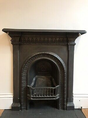 £270 • Buy Victorian Style Cast Iron Fireplace