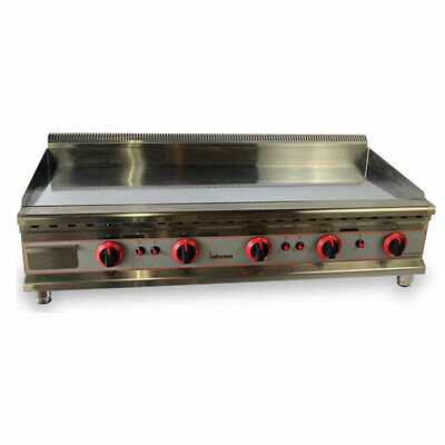 £875 • Buy 1200mm Chrome Gas Griddle/LPG/NAT/Quality Catering Griddle/ Free Shipping / NEW