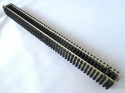 £8.99 • Buy 6 X HORNBY R601 DOUBLE STRAIGHT NICKEL SILVER TRACK. EXCELLENT USED