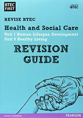 £6.94 • Buy BTEC First In Health And Social Care Revision Guide (BT By Harry Styles New Book