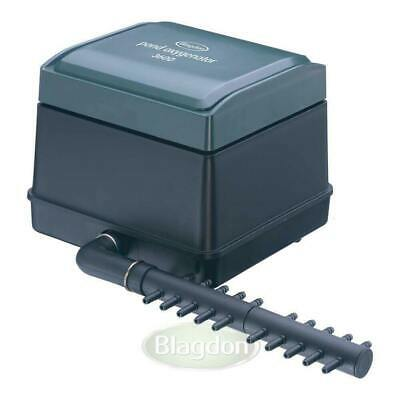 £90 • Buy Blagdon Pond Oxygenator 3600 Extra Large Pond 20 Outlet (Air Line & Stones Not I