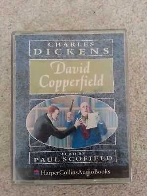 £1.99 • Buy David Copperfield By Charles Dickens, Audio Cassette Book,