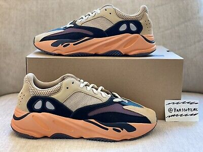 $ CDN379.73 • Buy ADIDAS YEEZY BOOST 700 ENFLAME AMBER (Size 9.5,10.5,11) GW0297 *INSTANT SHIP*