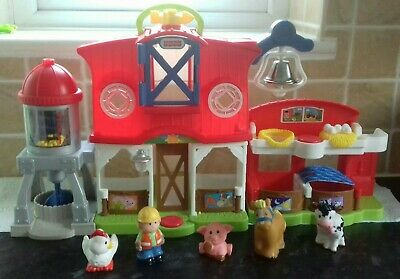 £12.99 • Buy Fisher Price Little People Caring For Animals Farm