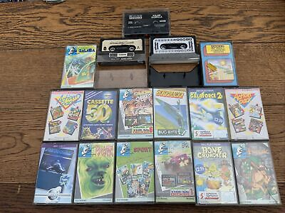 £20 • Buy Untested BBC Electron Games X 17 Bundle Games On Cassette Tape.  #A