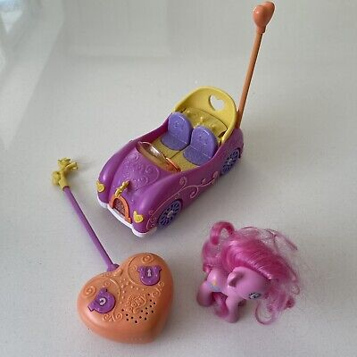 £12.99 • Buy MY LITTLE PONY Pinkie Pies RC Car REMOTE CONTROL CAR Toy Working
