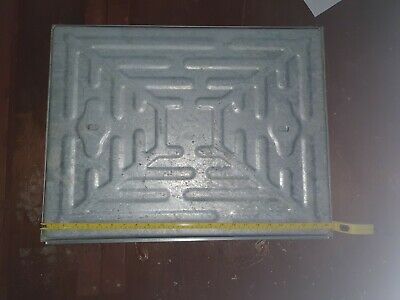 £20 • Buy Manhole Cover & Frame 620x480 10 Tonne Galvanised Steel PC6CG Access Inspection