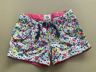 £4 • Buy Mini Boden Girls Shorts, Age 8, 100% Cotton, Excellent Condition, Fun For Summer
