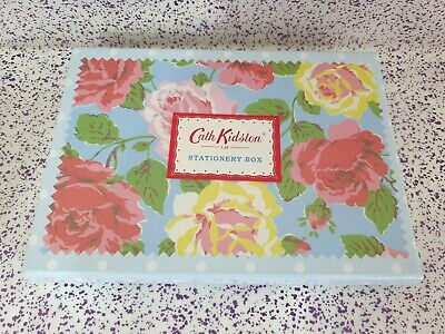 £49.99 • Buy NEW Cath Kidston Stationery Box 30 Sheets & Envelopes 2007 RARE Collectors Paper
