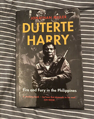 AU14.76 • Buy Duterte Harry: Fire And Fury In The Philippines By Jonathan Miller...