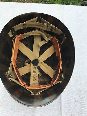 $100 • Buy WWII M-1 Combat Helmet Liner Manuf By (MSA) The Mine Safety Appliances Company!!