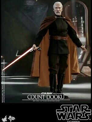 $ CDN756.31 • Buy Star Wars,Hot Toys,Count Dooku Figure. Brand New,sealed!