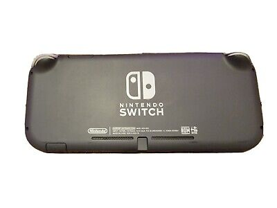 $ CDN139.67 • Buy Nintendo Switch Lite In Gray With Animal Crossing And Pokémon Sword