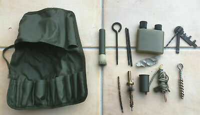 £20 • Buy British Army Cleaning Kit For SA80 As Issued Gulf War, OP Herrick, Afghanistan