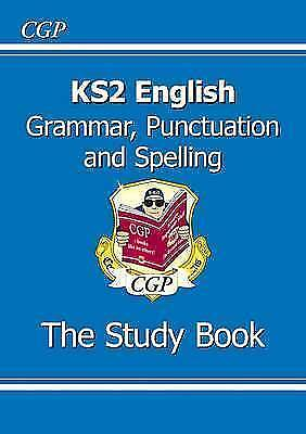 £0.99 • Buy KS2 English: Grammar, Punctuation And Spelling Study Book (for Tests In 2018 And