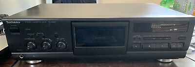 £22 • Buy Technics Stereo Cassette Deck RS-BX601 3 Head Excellent Working Condition