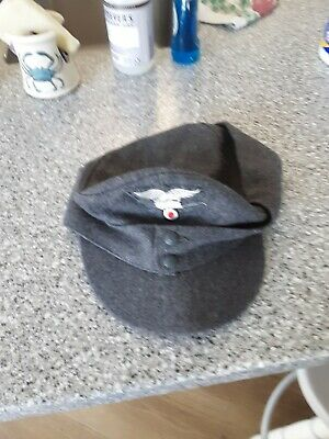 $15 • Buy WWII German M43 Luftwaffe Cap Reproduction