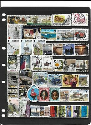 £0.99 • Buy Modern Used Stamps- Gb-1570, Guernsey.