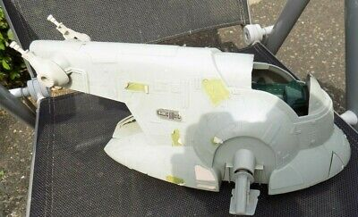 £4.99 • Buy  Star Wars   Boba Fetts Slave 1,full Size   Good Condition But Incomplete