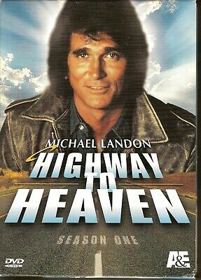 £2.65 • Buy  Highway To Heaven  Complete First Season (2005 A&E 7-DVD Box)