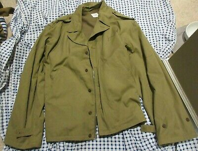 $99.99 • Buy Reproduction Us Army Ww2  M41 Field Jacket Size 50r At The Front