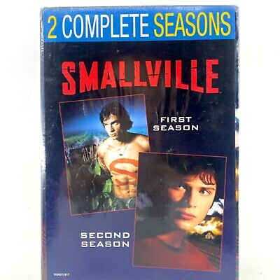 £12.76 • Buy Smallville: The Complete Seasons 1&2 DVD [Brand New]