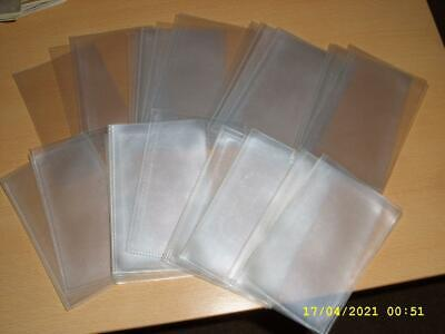 £3 • Buy 100 Polyprotec Postcard Sleeves/  Wallets - 6 X 4 Inches For Vintage Postcards