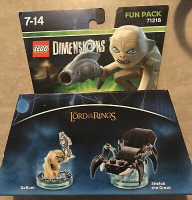 AU19.95 • Buy LEGO Dimensions The Lord Of The Rings FUN PACK 71218