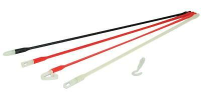 £27.99 • Buy Super Rod - SRPRS - Tool Box Non-conductive Cable Rod Kit