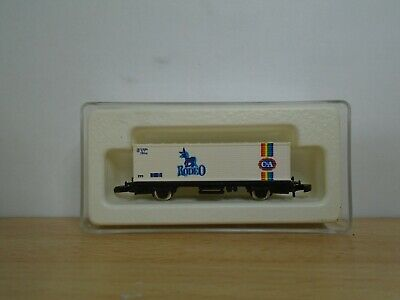£4.99 • Buy Z Gauge Marklin C&a Container Wagon Mint Unused Condition.(6.0)