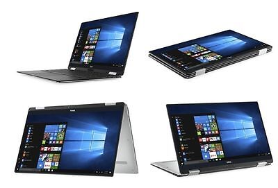 £685 • Buy Dell XPS 13 9365 2 In 1 Core I7 7Y75 16GB 250GB 13.3   SILVER  QHD TOUCH 52HNN2