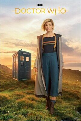 £8.75 • Buy Doctor Who Poster 13th Doctor 61x91.5cm