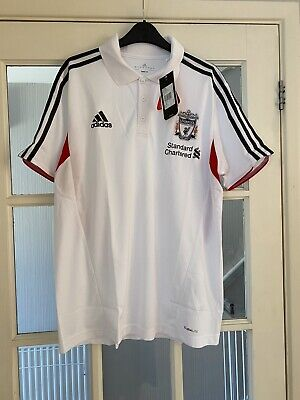£12.50 • Buy Adidas Liverpool Top Size Large