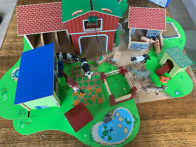 £25 • Buy Early Learning Centre Wooden Farmyard Playset