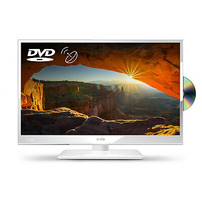 £139.99 • Buy Cello White 20  HD Ready LED TV With Freeview And Satellite Tuner + DVD