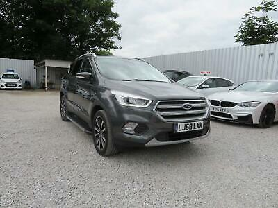 £14750 • Buy 2018 Ford Kuga 1.5T EcoBoost Titanium Auto AWD (s/s) 5dr SUV Petrol Automatic
