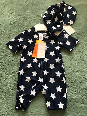 £2 • Buy Boys All In One Swimsuit 0-3months