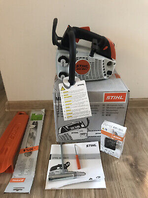 View Details STIHL CHAINSAW MS194T MS200 MS201 MS193 Lightweight Top-handle Chainsaw • 490.00£