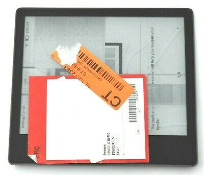 AU80.70 • Buy *defective* Amazon Kindle Oasis E-reader Cw24wi *as Is* Untested *demo* Cracked!