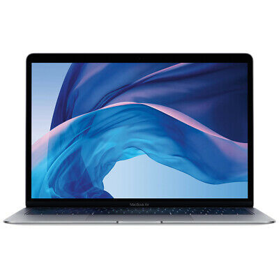 """View Details 2020 Apple MacBook Air 13"""" Gray 