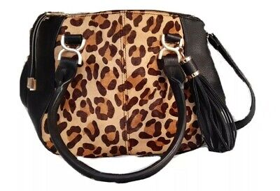 AU17.99 • Buy Forever New Leopard Print Bag - In Very Good Condition -