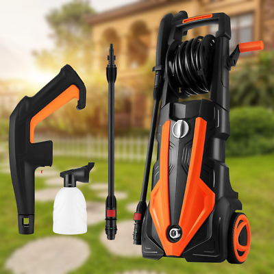£119.89 • Buy Electric Pressure Washer 3500 PSI/150 BAR Water High Power Jet Wash Patio Car