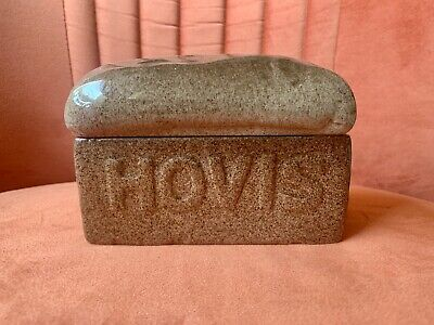 £4.99 • Buy Vintage Carlton Ware Hovis Bread Butter Dish - Collectable