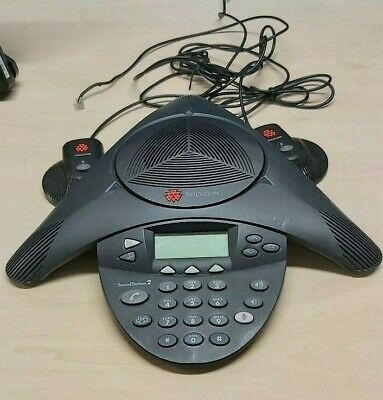 £20 • Buy Polycom Soundstation 2 With Two Speakers
