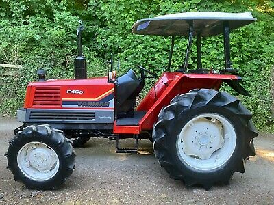 £6995 • Buy 46HP Yanmar F46D 4WD Compact Tractor *** LARGER TRACTOR ***