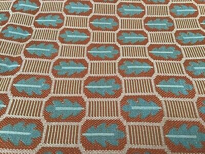 $5.52 • Buy Remnant Of Vintage Fabric